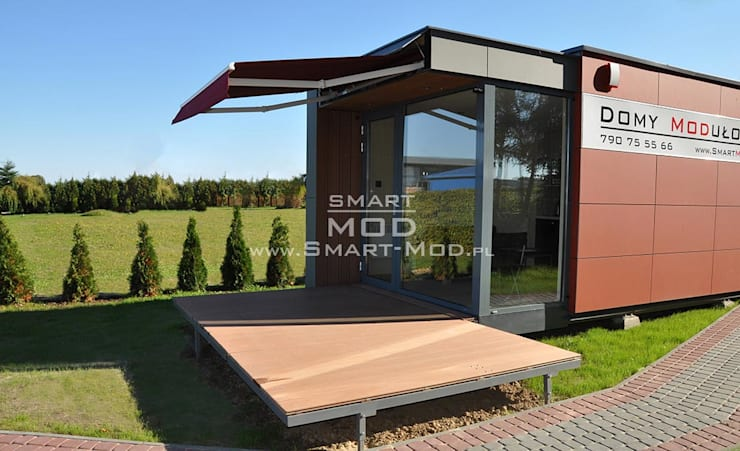 Apartament 25: styl , w kategorii Domy zaprojektowany przez Smart Mod