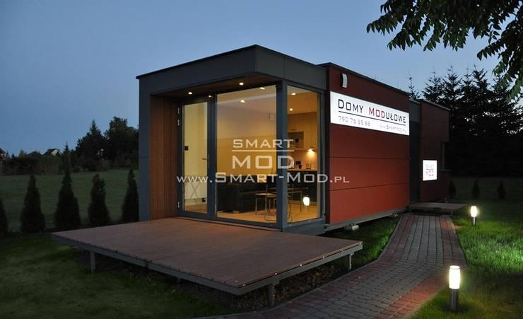 Apartament 25: styl , w kategorii Domy zaprojektowany przez Smart Mod,Nowoczesny