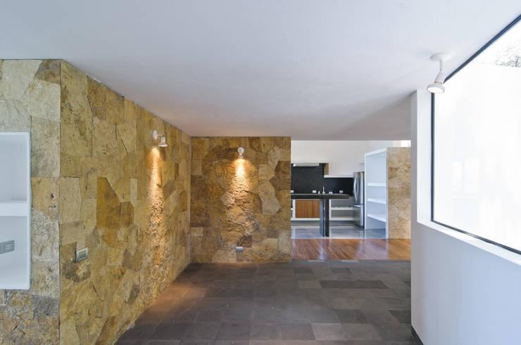 Projekty,  Salon zaprojektowane przez alexandro velázquez