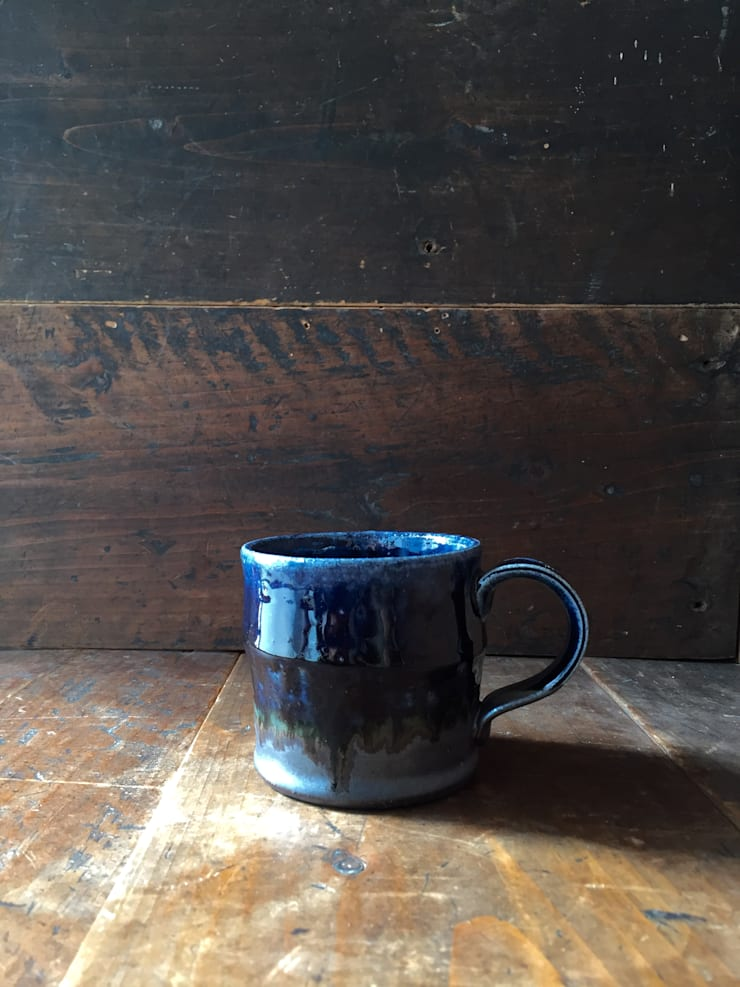 eclectic  by 河内啓, Eclectic Pottery