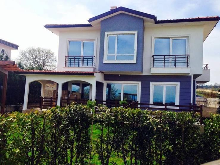 CCT INVESTMENTS – CCT 175 Villa Project in Yalova:  tarz Evler, Modern