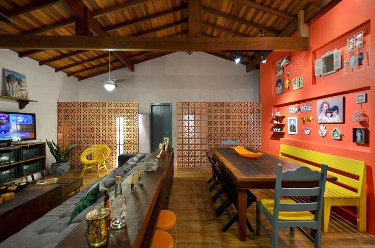 Phòng ăn by Arquitetando ideias