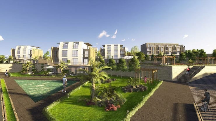 CCT INVESTMENTS – CCT 176 Project in Yalova:  tarz Evler, Modern