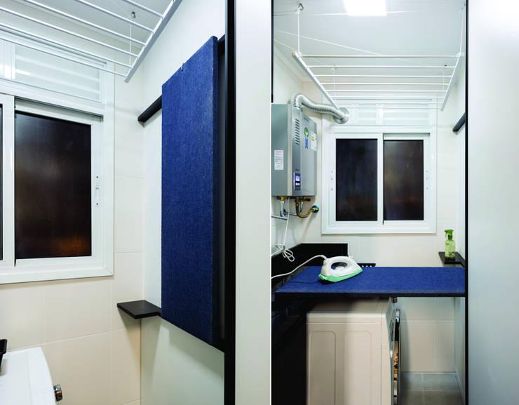 GC HOUSE: Cozinhas modernas por Arquitetando ideias
