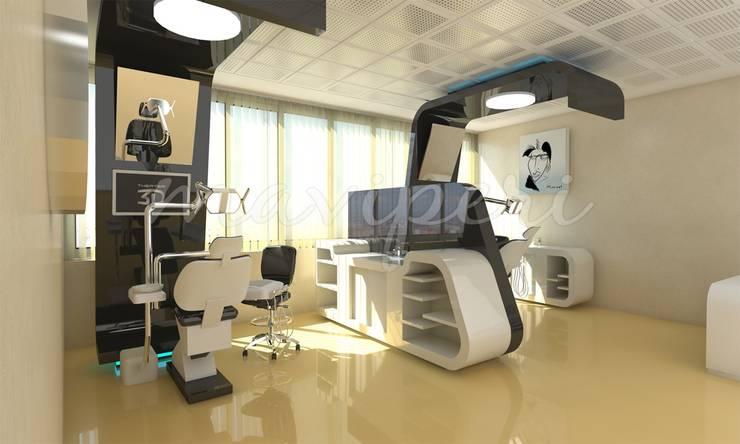 Isparta Ağız ve Diş Sağlığı Merkezi:   by Maviperi Mimarlık