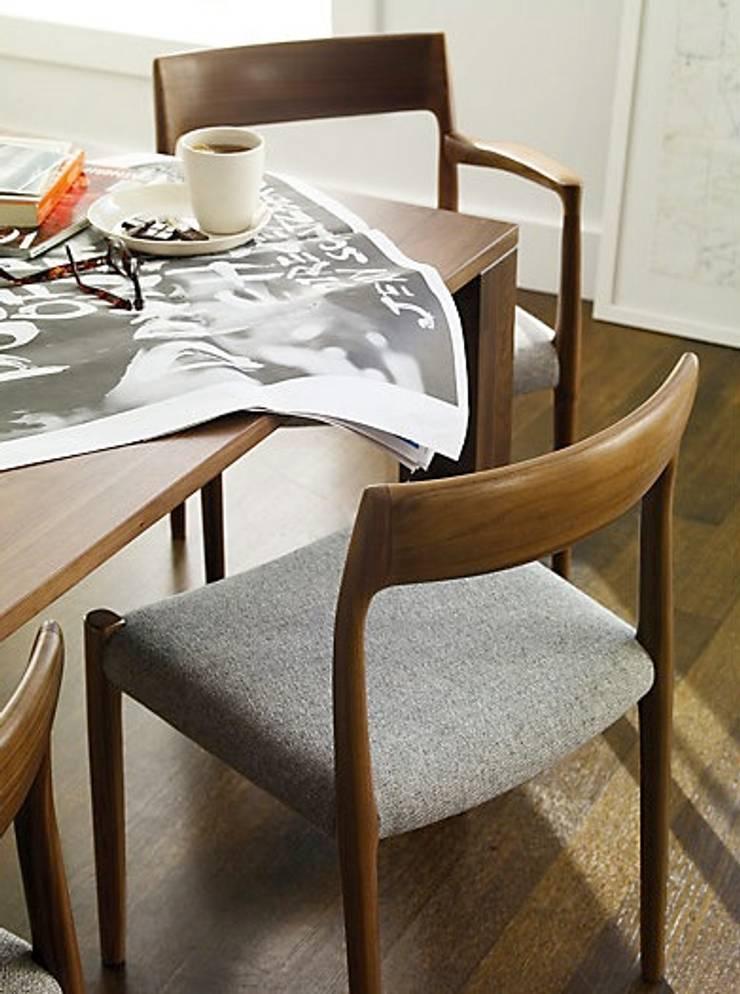 Møller Model 77 Side Chair: Comedor de estilo  por Design Within Reach Mexico