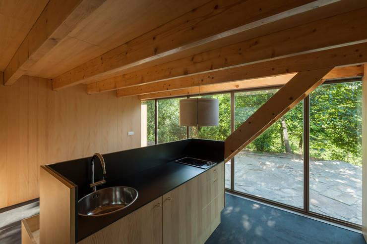 Projekty,  Kuchnia zaprojektowane przez ABPROJECTOS