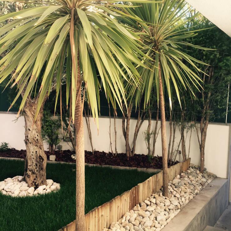 PAREDE: Jardins  por Stoc Casa Interiores