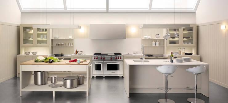 Stimmug: Cocinas de estilo  por ARCE MOBILIARIO