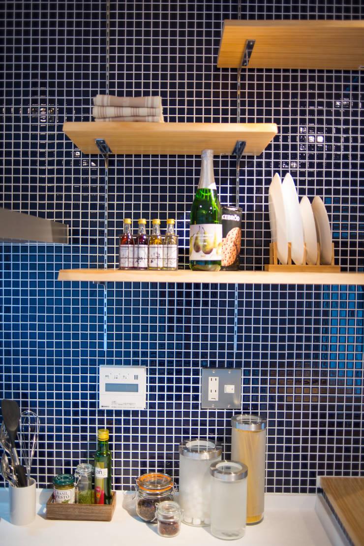 キッチン可動棚: アーチアンドドリームが手掛けたです。,