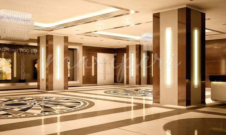 Al Kendi Çok Amaçlı Salonu:   by Maviperi Mimarlık