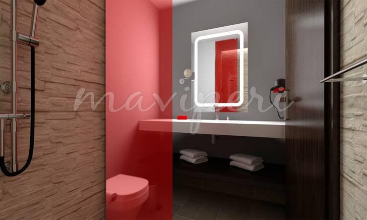 Samsun Ramada Encore Otel:  Hotels by Maviperi Mimarlık