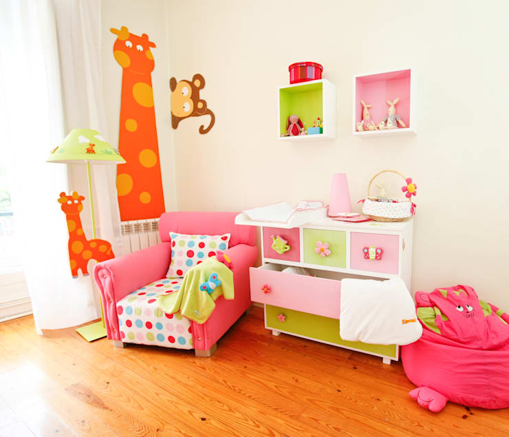 Nursery/kid's room by Cristiana Resina