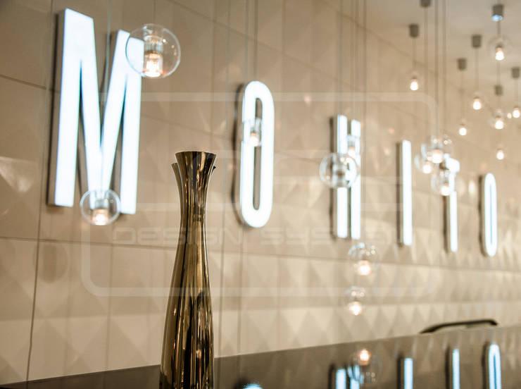 Panele Dekoracyjne 3D - Loft Design System - model Diamonds: styl , w kategorii  zaprojektowany przez Loft Design System,Nowoczesny