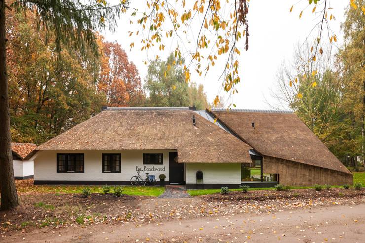 Maas Architecten의  주택
