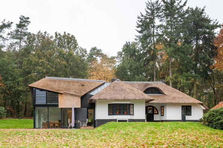 Maas Architecten:  tarz Evler