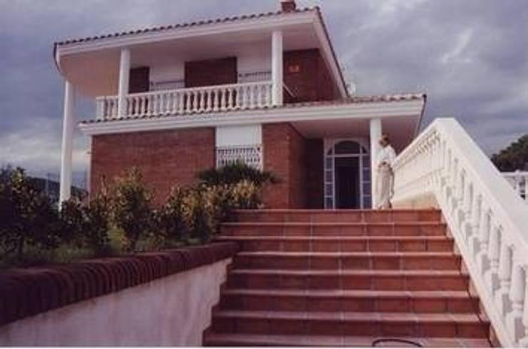 -: Casas de estilo  por migueldiego717