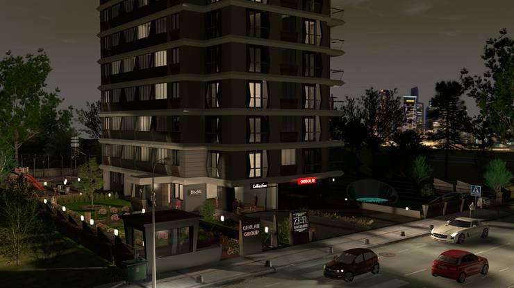 KK Creative Works – Zer Gece Detay:  tarz
