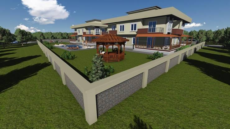 3D Mimari Tasarım Sketchup & Lumion – Emin Raife Ince:  tarz