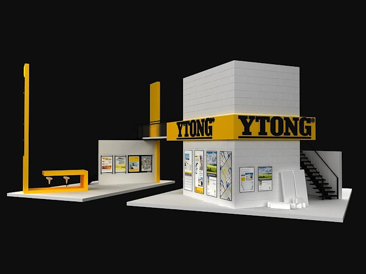 DOTY – YTONG FUAR STANDI:  tarz