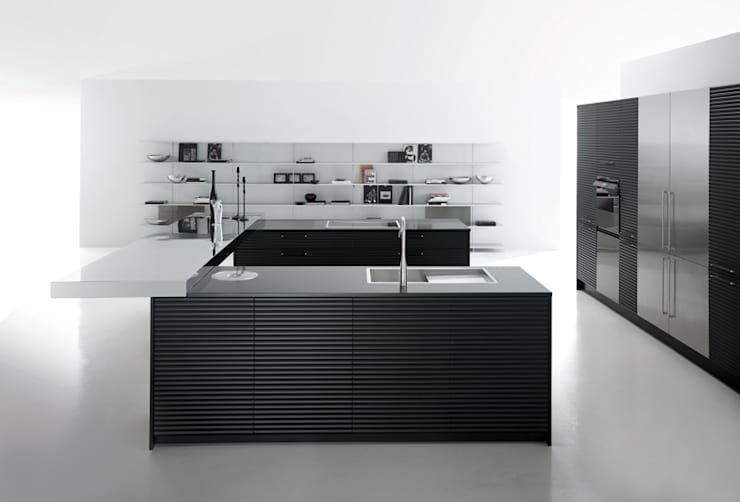 Avantgarde 2: Cocinas de estilo  por ARCE FLORIDA