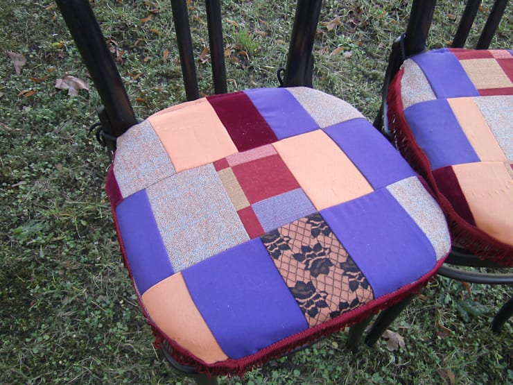 eclectic  by schneiderei jerke, Eclectic Wool Orange