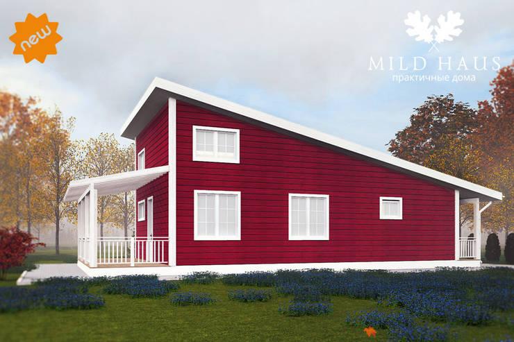 Casas de estilo  por Mild Haus