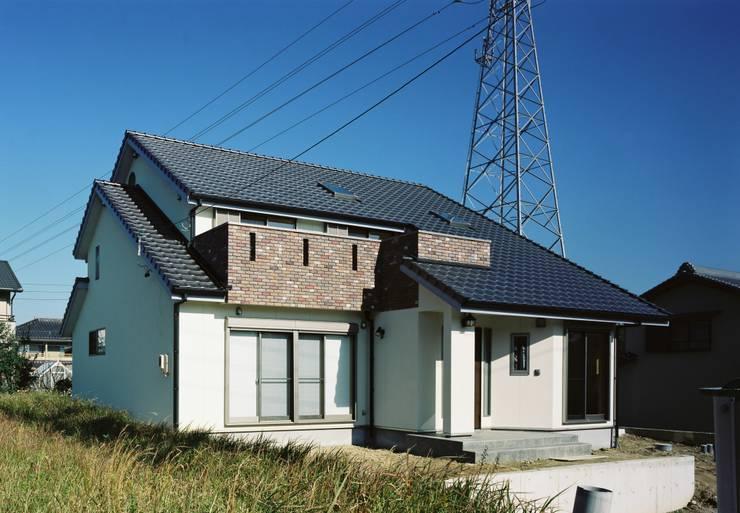 Houses by 小栗建築設計室
