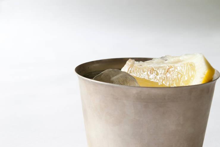 cup: 暮らすひと暮らすところが手掛けたキッチンです。