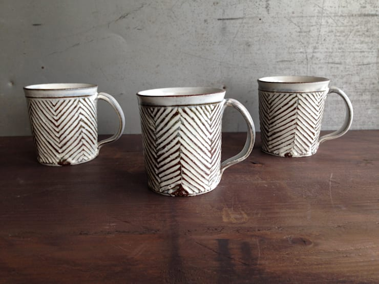 eclectic  by くるり窯, Eclectic Pottery