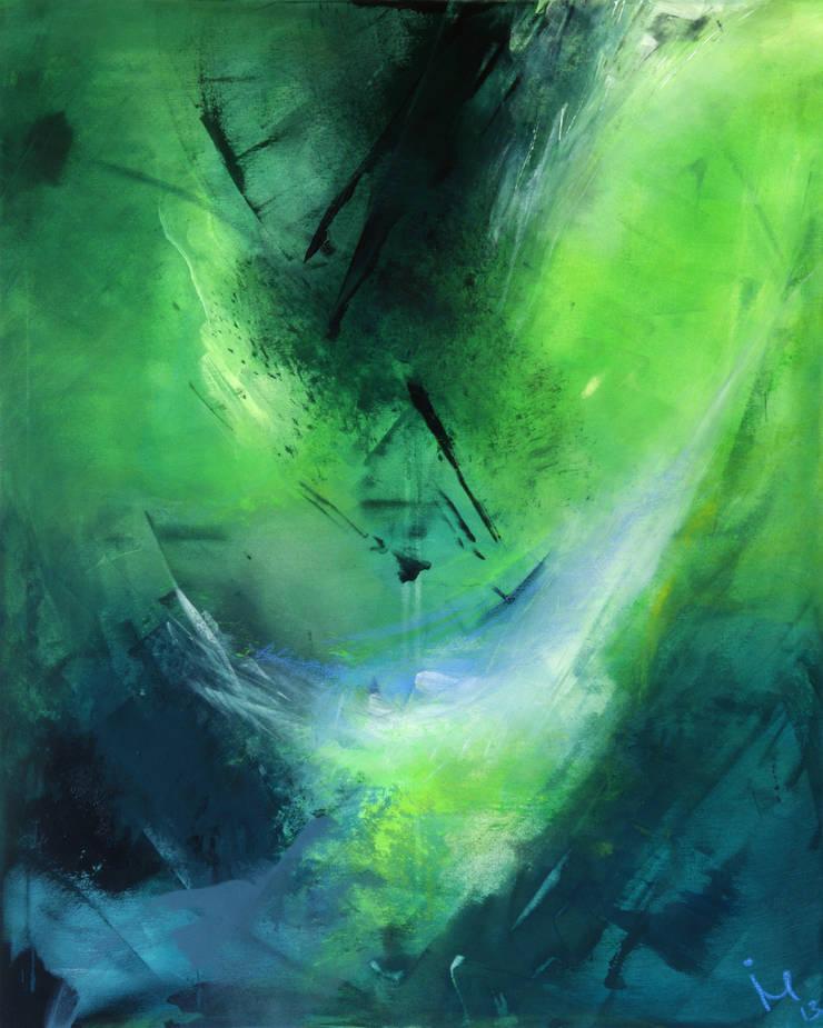 original abstrakte kunst moderne malerei auf leinwand aufbruch