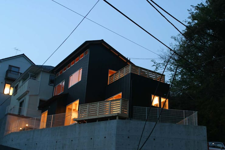 神奈川県鎌倉市 大町の家: Gen Design Factoryが手掛けた家です。,