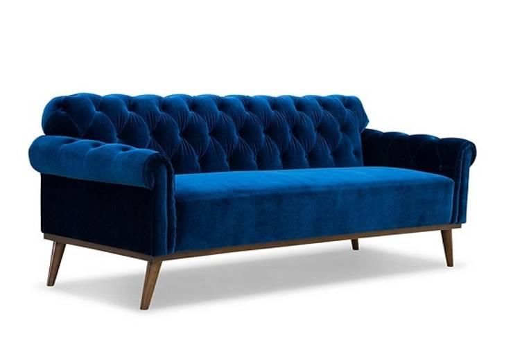 BOSTAN MOBİLYA VE TASARIM SAN.TİC.LT.ŞTİ – Bostan mobilya country kanepe: klasik tarz tarz Oturma Odası