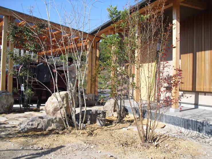 楽農の家: 株式会社 atelier waonが手掛けた家です。