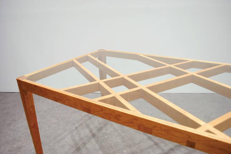Slash table8: iei studioが手掛けた多目的室です。