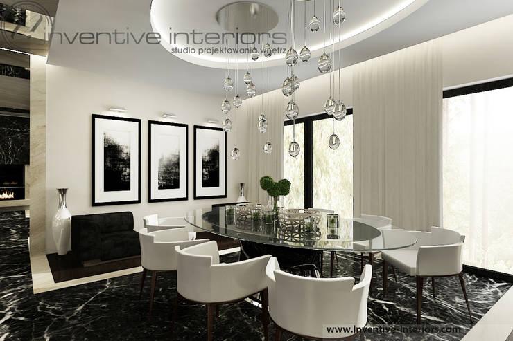 Comedores de estilo clásico de Inventive Interiors Clásico