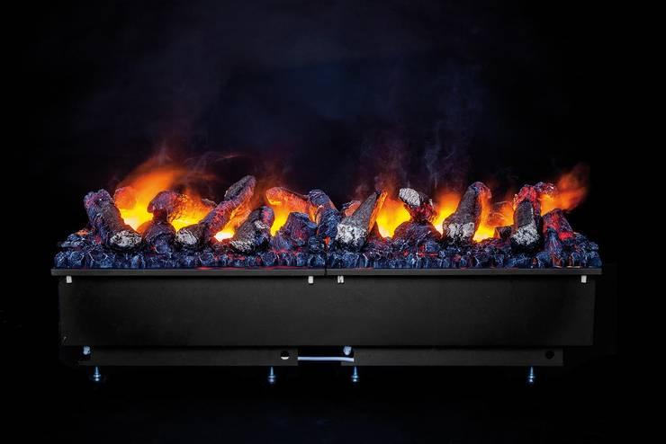 Projekty,  Salon zaprojektowane przez BEST FIRES