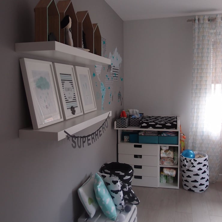 Kinderkamer door studio bonito