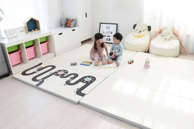 Nursery/kid's room by (주)꿈비