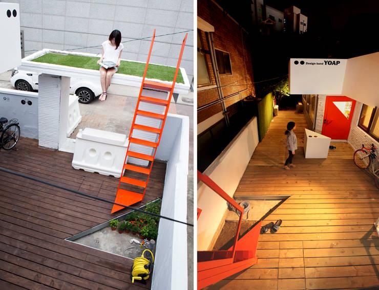YOAP basecamp: designband YOAP의  회사,