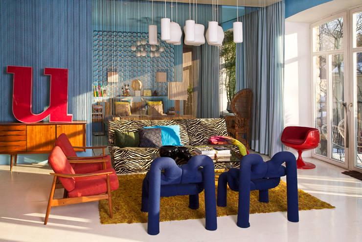 Гостиная в . Автор – Baltic Design Shop