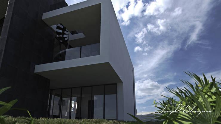 Casa Amanali Country Club & Nautica: Casas de estilo  por Iluminature