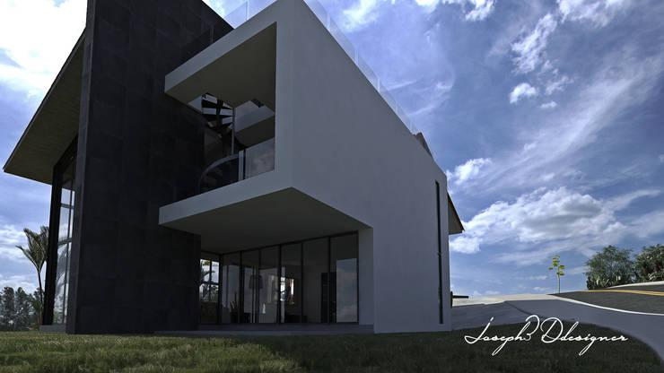 Maisons de style  par Iluminature
