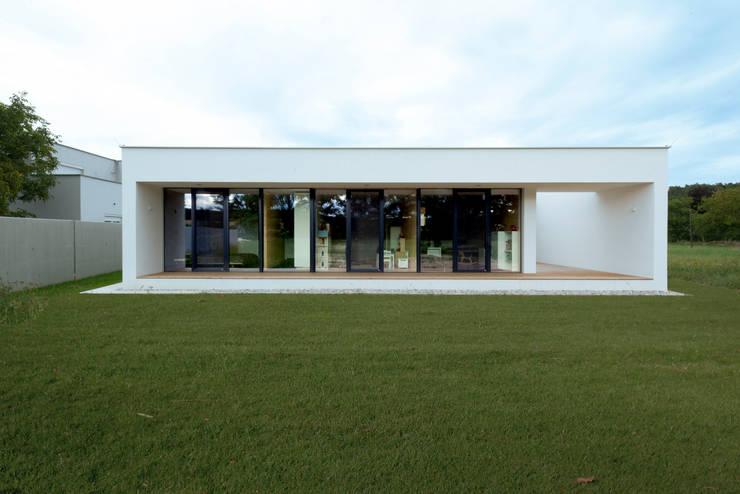 Projekty,  Domy zaprojektowane przez PASCHINGER ARCHITEKTEN ZT KG