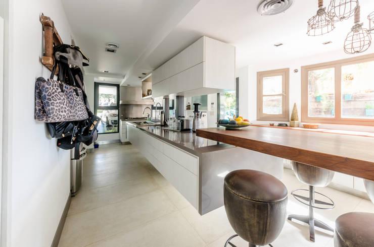 Cocinas de estilo  por BLOS Arquitectos
