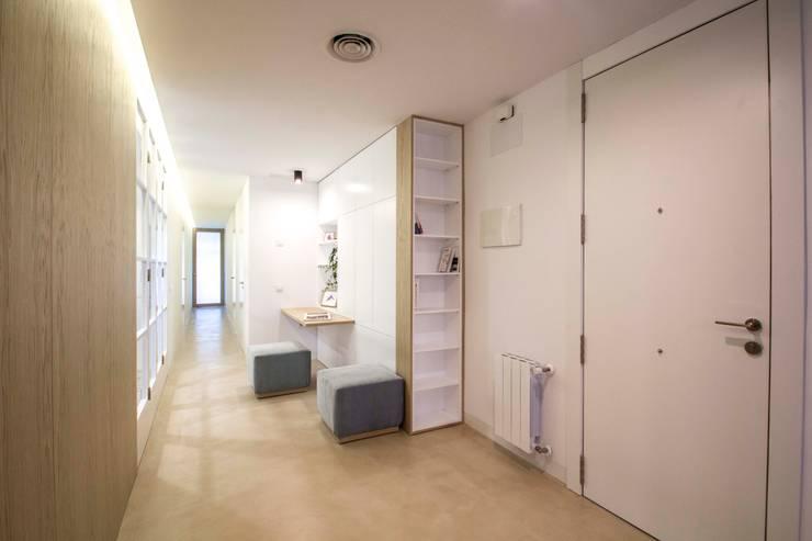 مكتب عمل أو دراسة تنفيذ DonateCaballero Arquitectos