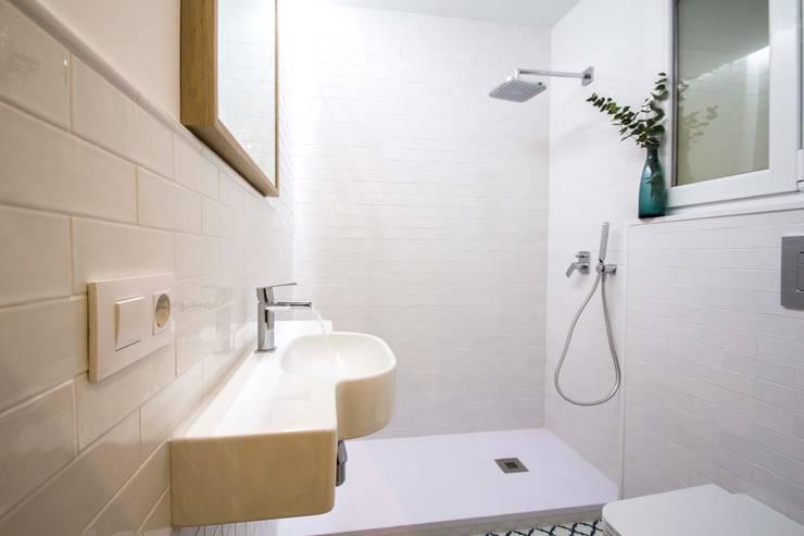 حمام تنفيذ DonateCaballero Arquitectos