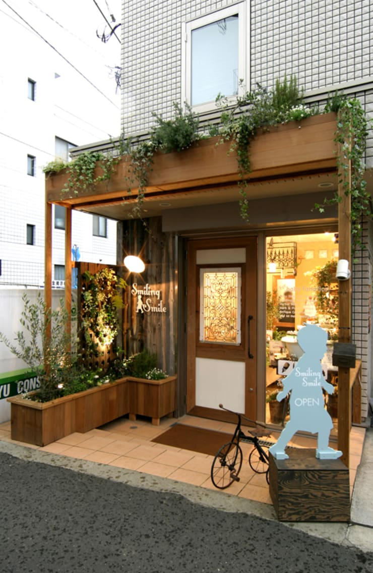 Shop02: SMART413/末永寛人が手掛けた家です。