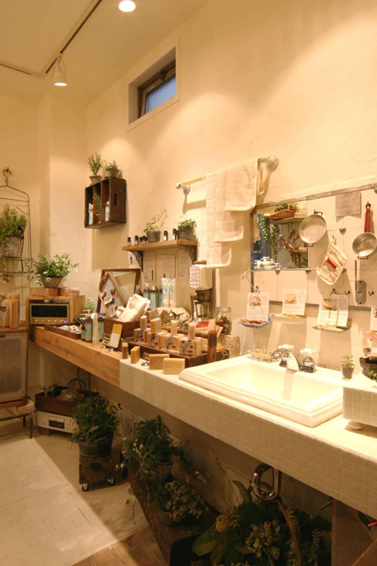 Shop02: SMART413/末永寛人が手掛けた和室です。