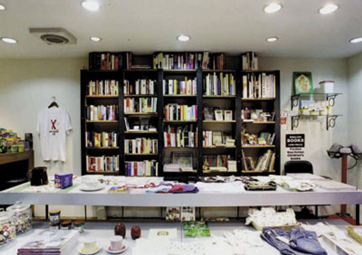 ห้องทำงาน/อ่านหนังสือ โดย SMART413/末永寛人, ผสมผสาน